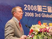 纽约新泽西港商务总经理Rick Larrabee先生做推介演讲