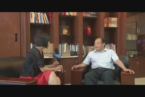 西安国际物流园区常务副主任 强晓安