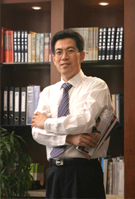 国际海运网CEO:康树春