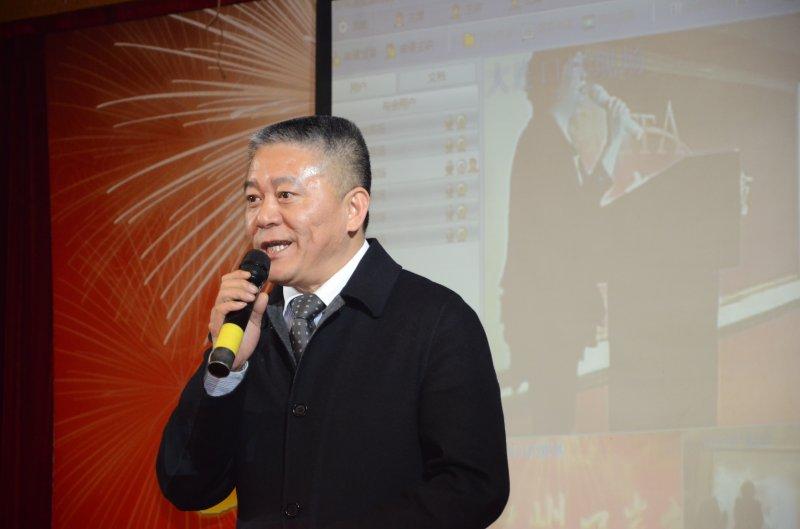 上海口岸主席葛善根董事长致新年贺词