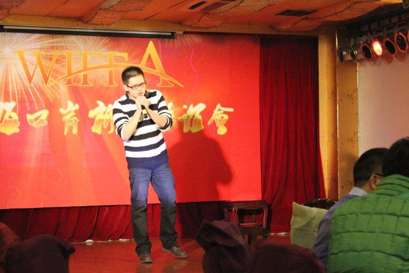 上海新景程员工演唱《如果没有你》