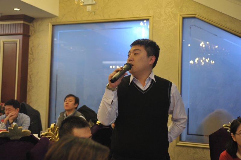 天津口岸成员代表介绍公司优势