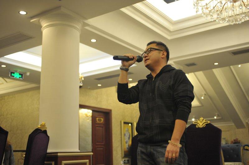 天津口岸成员代表业务互动