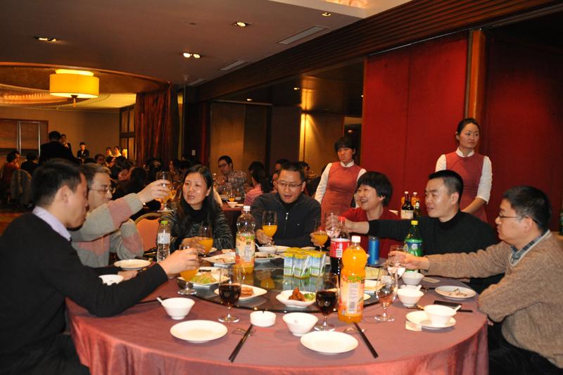 宁波口岸2014迎新晚宴