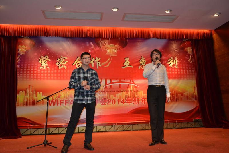 上海盈思佳德供应链管理有限公司张昱、马磊二人段子-七不规范