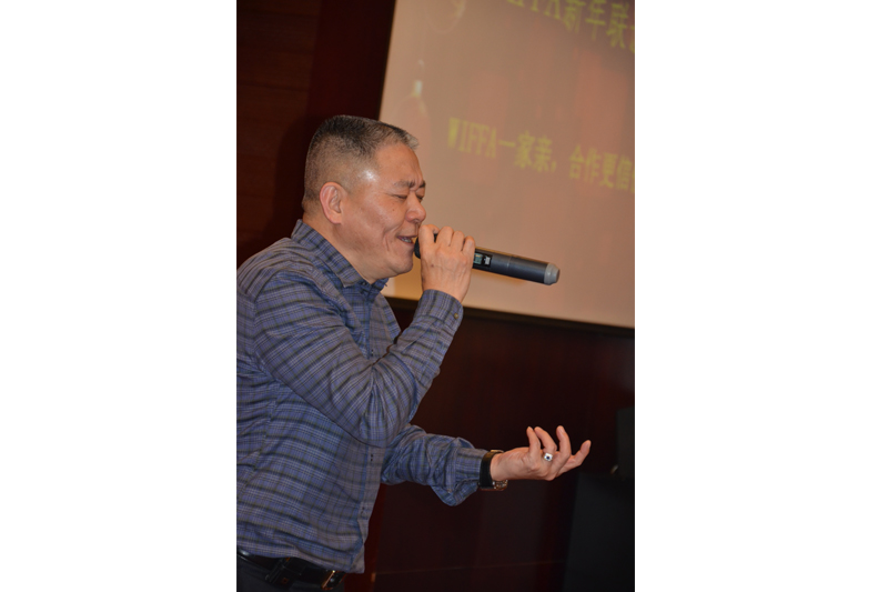 上海口岸会长葛善根演唱歌曲-上海滩